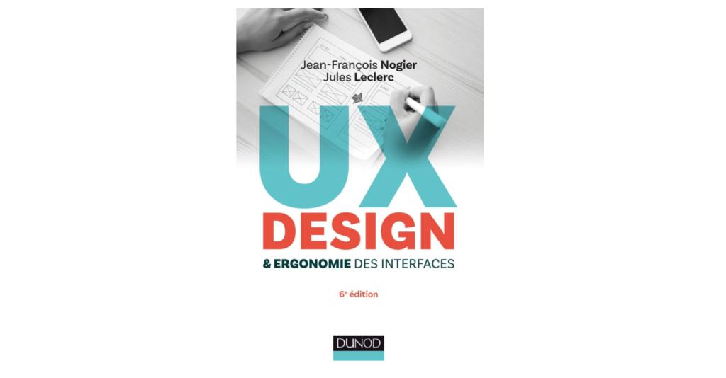 Livre sur UX design