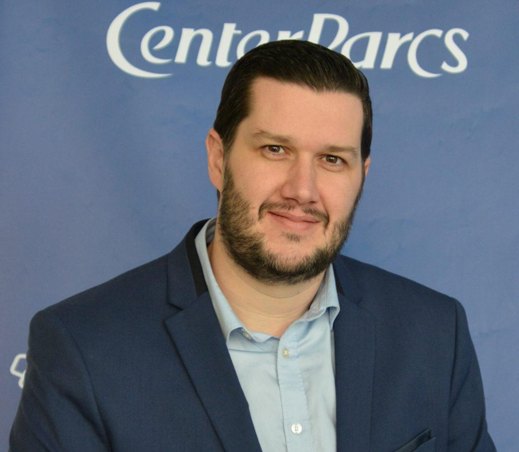Florent Champigny Chief Product Officer du  groupe Pierre et Vacances Center Parcs