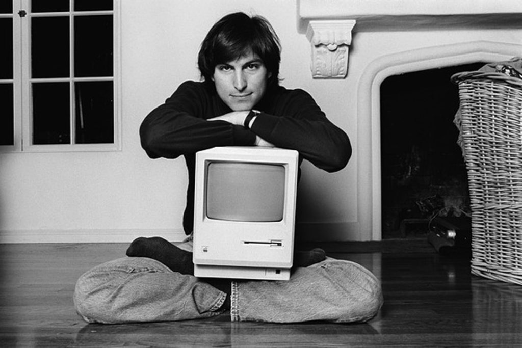 Steve Jobs et le MAC