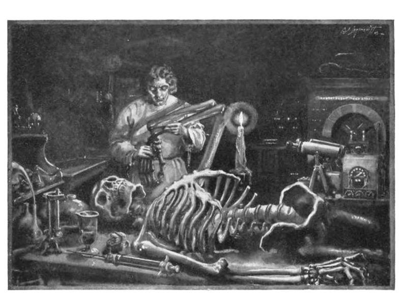 Le PO qui s'occupe du Legacy est-il un nouveau Dr Frankenstein?